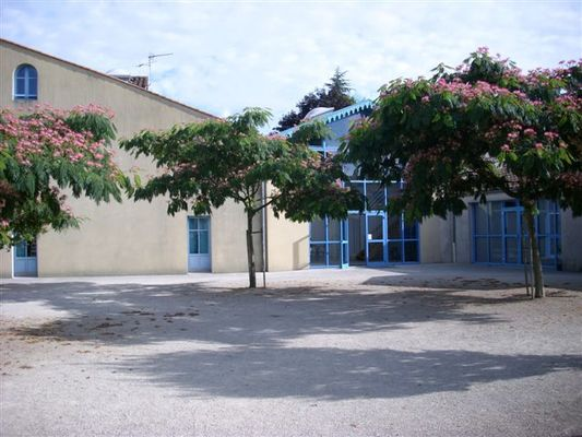Le centre d'accueil Agrippa d'Aubigné à Maillé