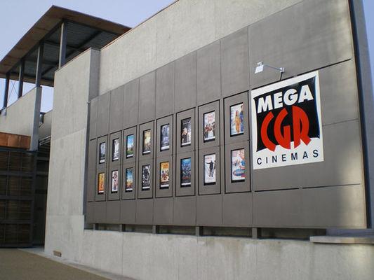 Le Cinéma Méga CGR de Niort