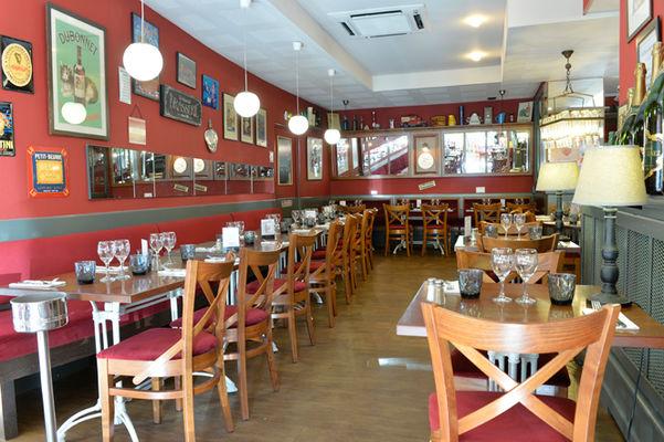 """Le restaurant """"Le Sorrento"""" à Niort"""