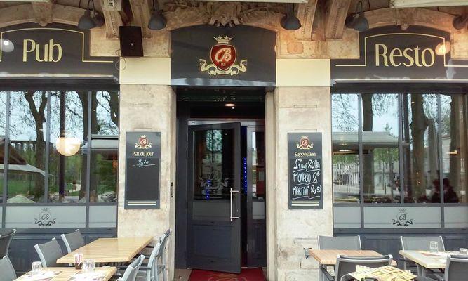 "Le restaurant ""B Pub"" à Niort"