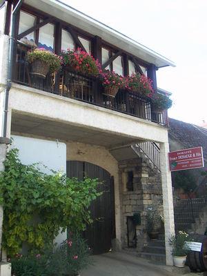 Cheilly les Maranges - Domaine France Dessauge - 2017 (3)