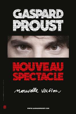GaspardProust-Nouveau_spectacle40X60