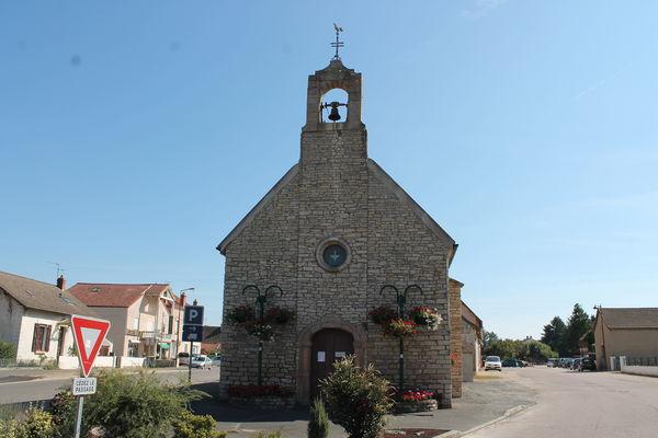 La Chapelle d'Epervans