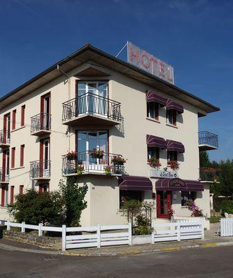 Hotel Le St Remy 71100 chalon sur saone
