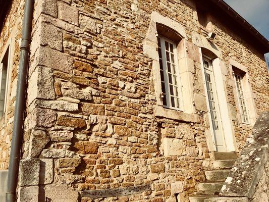 Les Maisons de Chamirey - gîte -Bourgogne - Maison du Grand Four1