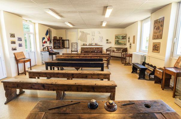 Saint Rémy - Musée de l'Ecole - Salle Jules Ferry - 2017