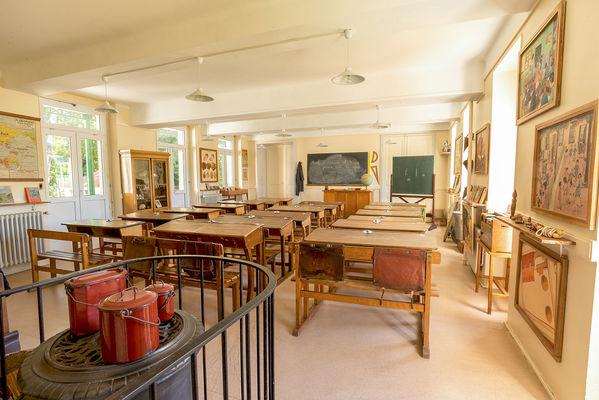 Saint Rémy - Musée de l'Ecole - Salle Rossignol - 2017