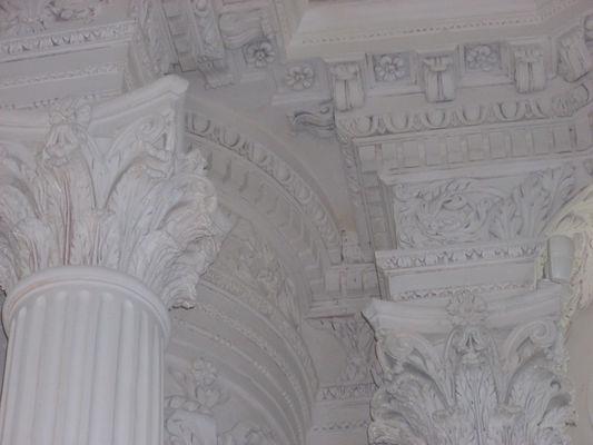Chapelle de Cruzille - détail