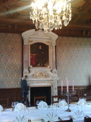 Restaurant du château St Michel