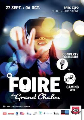 Foire Grand Chalon 2019