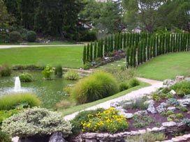 Jardin géo-botanique - Parc Georges Nouelle