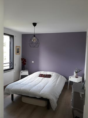 Chambre Les Nymphéas