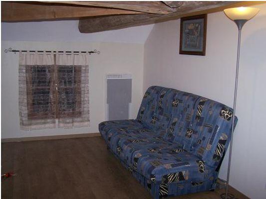 La mezzanine version salon