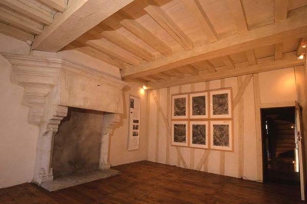 Musée de Morlaix - Vue d'une salle de la Maison à Pondalez