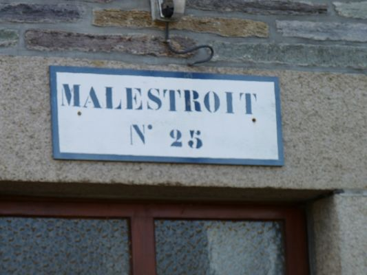 Malestroit écluse n°25