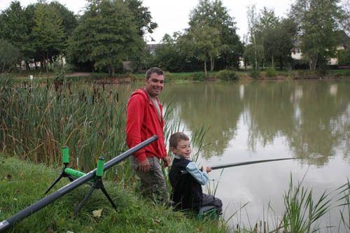 Animation pêche en pays de Montfort