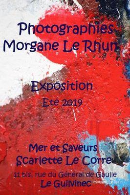 Expostion Morgane Le Rhun - Guilvinec - Pays Bigouden