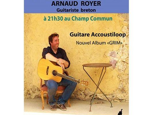 Arnaud-Royer Champ commun Augan Destination Brocéliande