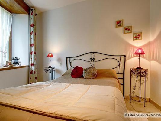 Bolay---chambre-1-2 - St Guyomard - Morbihan - Bretagne