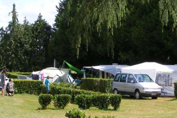 Camping municipal du Pont Salmon