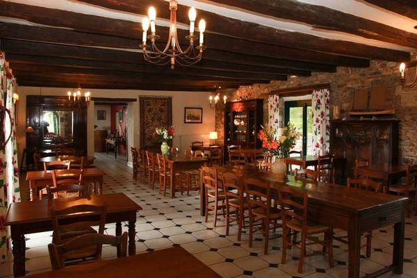 Hôtel Manoir de Rigourdaine