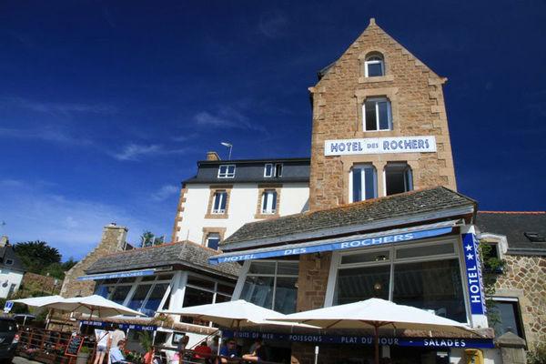 Hôtel des Rochers
