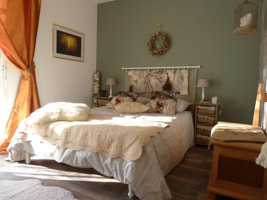 L'attrape-rêves - chambre - Le Roc Saint André - Morbihan