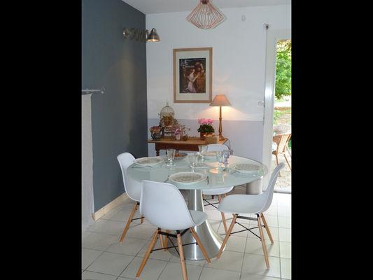 L'attrape-rêves - séjour - Le Roc Saint André - Morbihan
