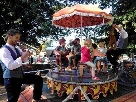 Festiv'été : Le Cabaret'Cyclette