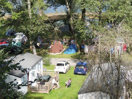 Camping Domaine du Roc - Morbihan - Bretagne