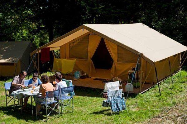 Camping Huttopia Douarnenez