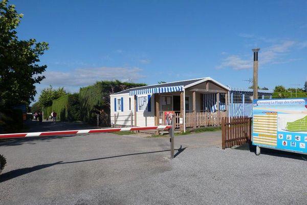 Camping La Plage des Granges