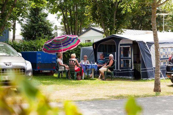 Camping Les Hortensias