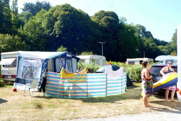 Camping Les Quatre Vaulx