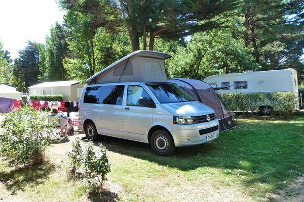 Camping Manoir de Ker an Poul