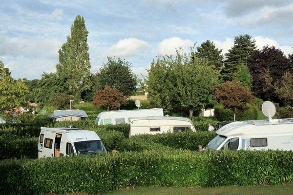Camping Municipal le Vieux Châtel