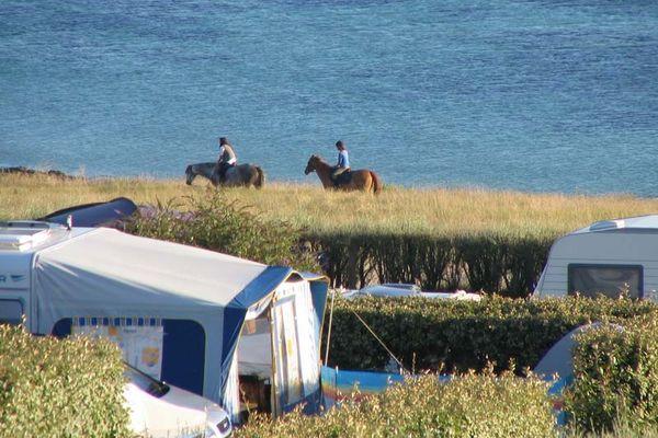 Camping de Kersiny-Plage