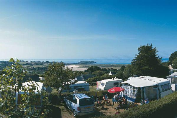 Camping de l'Aber