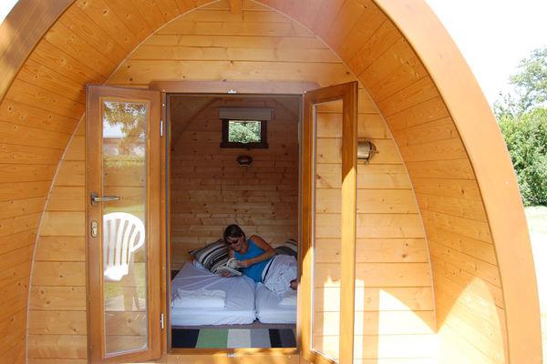 Camping de l'Etang de Boulet