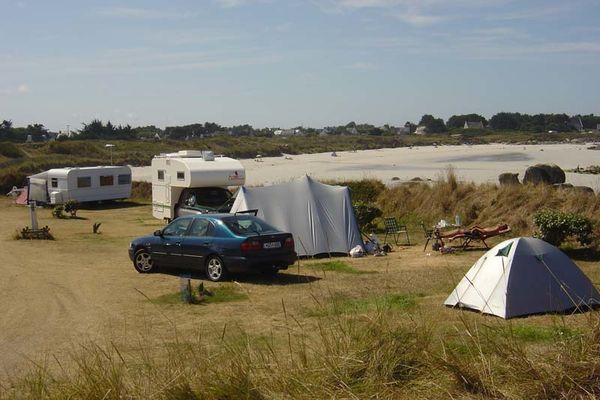 Camping de la Grève Blanche