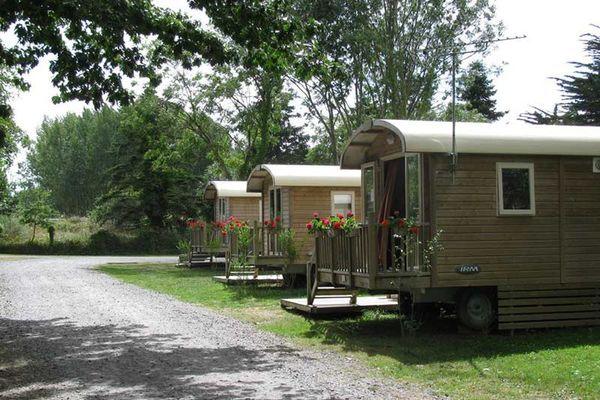 Camping le Domaine de Bréhadour