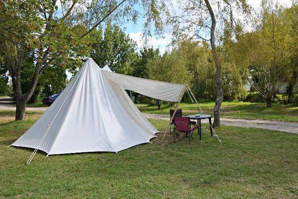 Camping les 3 Chênes