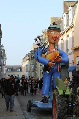 Carnaval des Gras - Doaurnenez
