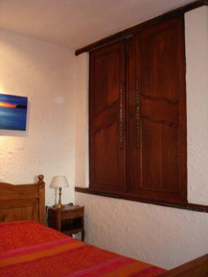 Maison d'hôtes La Porte de Pierre - Chambre Ouest