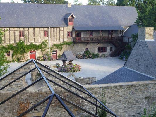 Chambres d'hôtes de La Gaudinais-Ploërmel-Destination-Brocéliande-Bretagne