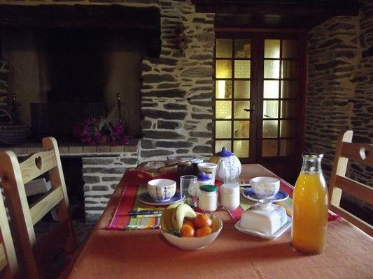 Chambres d'hôtes du Pourcaud-Augan-Brocéliande