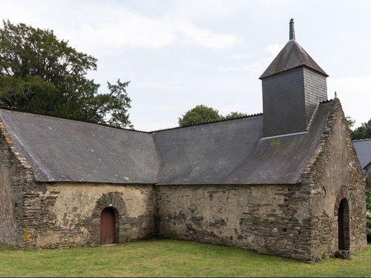 Patrimoine Gourmand - Chapelle Saint-Méen - La Chapelle-Caro - Val d'Oust