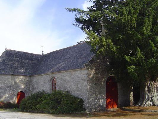Chapelle Saint-Yves - Cruguel - Morbihan - Bretagne