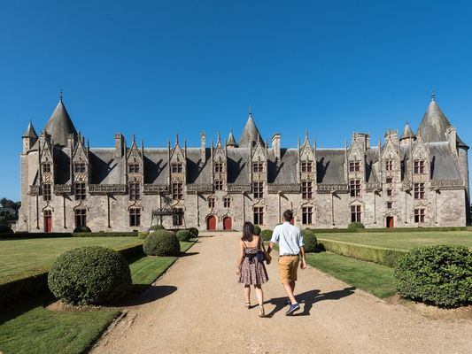 Château de Josselin - Morbihan - Bretagne