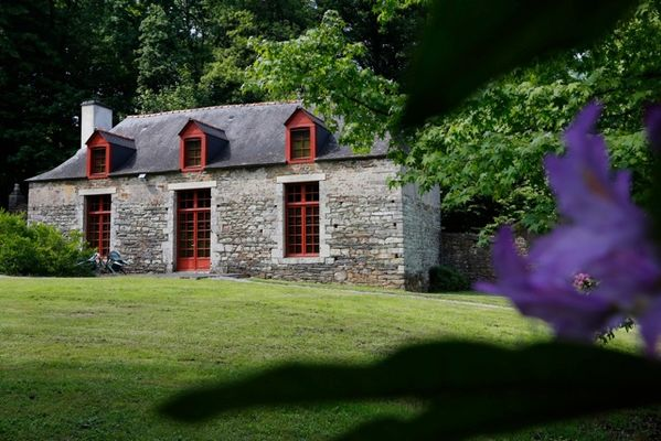 Christiane De Thalouët, Quelneuc, Destination Brocéliande, Bretagne